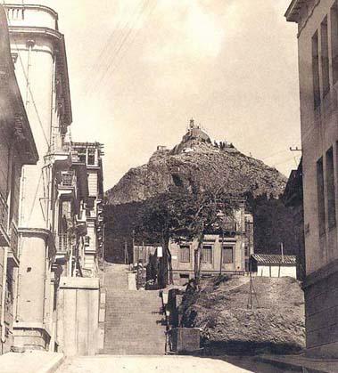 @ Kolonaki_Lykavittou & Skoufa str after 1924